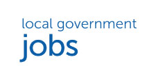 Logo local gov jobs